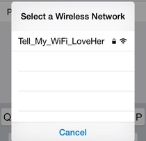 Best wifi name ever