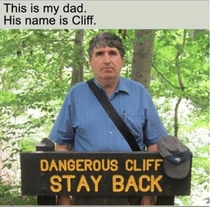 Beware of the dangerous Cliff