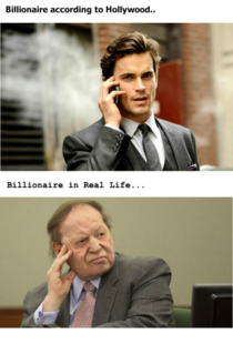 Billionaires In Their Real Life According To Hollywood