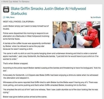 Blake Griffin is my new favorite athlete