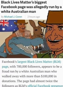 Bloody aussie shit posters