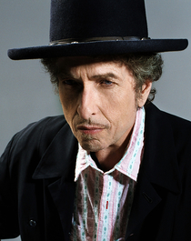 Bob Dylan looks like Adam Sandler playing Bob Dylan