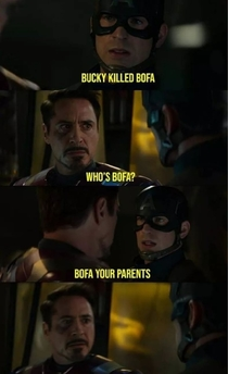 Bofa ya parents