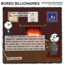 Bored Billionaires