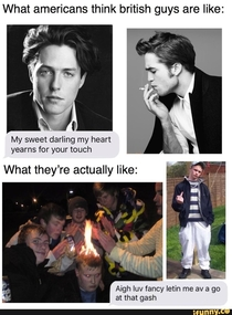 British Guys Stereotypes vs Reality