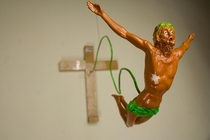 Bungee Christ