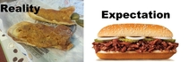 Burger Kings New XL Pulled Pork Sandwich