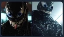 But what if venom had eyes