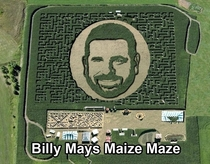 But wheat theres more RIP Billy Maize