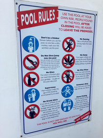 Cambodian pool rules we need to adopt in the US