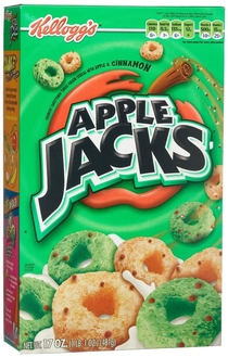 Can someone explain me all this hype with Apple jacks