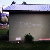 Canadian graffiti