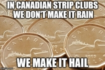 Canadian strip clubs