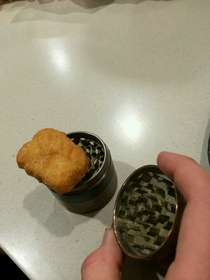 Cant wait to grind this dank ass nug