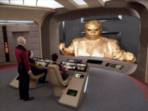 CeeLo was my favorite Star Trek alien