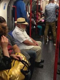 Central Line to Jurassic Park