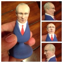 Check out my d printed Putin Butt plug