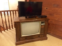 Checked into our Gatlinburg rental They recently upgraded the entertainment