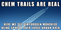 Chem Trails are Real People