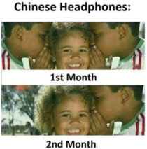 Chinese Headphones