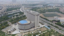 Chinese University Constructs New Building That Looks Suspiciously Like A Giant Toilet