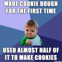 Chocolate Chip Success Story