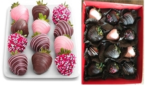Chocolate covered strawberries ordered online