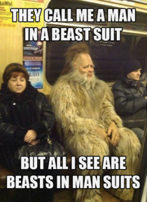 Civilization has nothing for Introspective Yeti