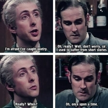 Classic Cleese I love everything he does Sorry if repost