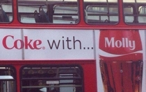 Clearly Coke knows how to party