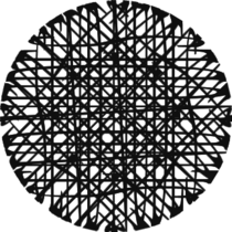 Close one eye tilt your phone and look at this from the charger hole