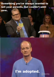 Colin Mochrie is a comedic genius
