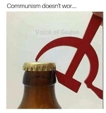 Communism doesnt wor