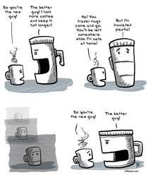Competing Coffee