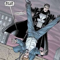 Cops who idolize the Punisher should sit down and actually read the Punisher