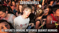 Coronavirus leading to huge drop in air pollution