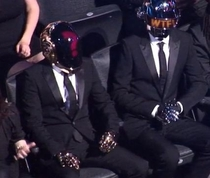 Daft Punks reaction to Miley