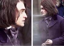 Daniel Radcliffe in Frankenstein is Harry Potter if Lily had married Snape
