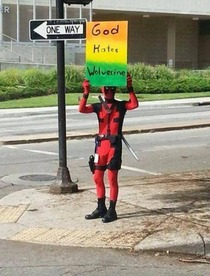 Deadpool joins WBC
