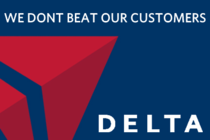 Delta - We like our customers