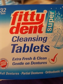 Dental care for geriatric rappers