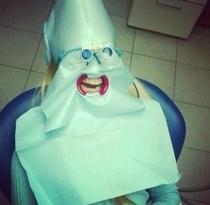 Dentists are scared of you just as much as youre scared of them