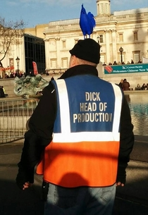 Dick Head Of Production