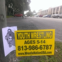 Did someone say youth wrestling
