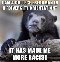 Diversity Awareness courses are garbage