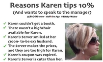 Dont be a Karen