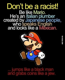 Dont Be a Racist