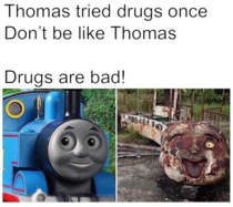 Dont be like Thomas