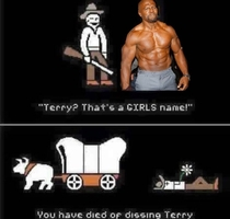 Dont diss Terry