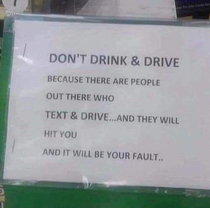 Dont Drink amp Drive